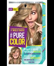 Juuksevärv pure color 8.0 ehe blond