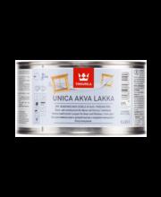 Veepõhine lakk UNICA AKVA LAKKA  0,225L