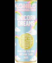 Lohilo kollageen Unicorn Dreams, 330 ml