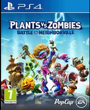 PS4 mäng Plants VS Zombies