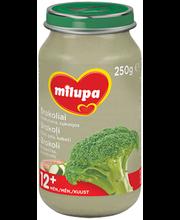 Milupa brokolipüree suvikõrvitsa ja kalkunilihaga 250 g, alat...