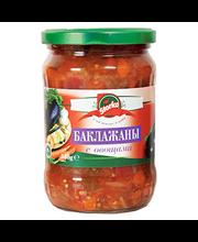 Baklažaanid juurviljadega 540 g