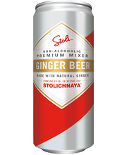 Stoli Ginger alkoholivaba õlu, 250 ml