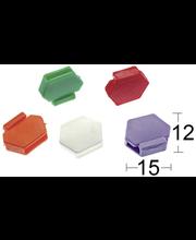 Abloy-võtmemärk 205, värvivalik
