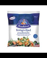 Köögiviljad praadimiseks, 400 g