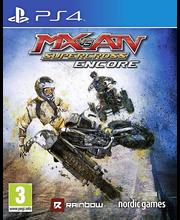 PS4 mäng MX vs ATV Supercross Encore