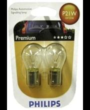 Autolamp P21W Premium 12V 21W 2 tk