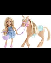 Barbie Chelsea poniga