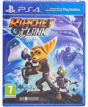 PS4 mäng Ratchet Clank PS Hits