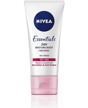 Päevakreem Essentials 24H Moisture Boost+Nourish 50 ml