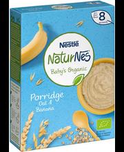 NaturNes banaani kaerapuder 240 g, alates 8-elukuust