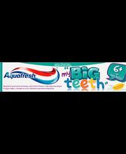 Hambapasta 6+ 50 ml big teeth