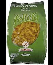 Felicia Fusilli maisipasta 500 g, gluteenivaba