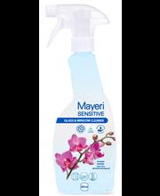Mayeri Sensitive Spray klaasi puhastusvahend 500 ml