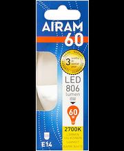 LED-küünal 8W E14 2700K 806LM
