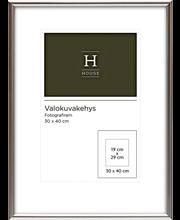 Pildiraam House Visa, 30 × 40 cm