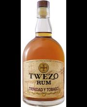 Twezo Rum Trinidad Y Tobago rumm, 700 ml