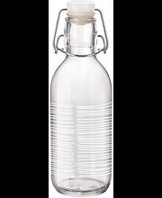 Klaaspudel Emilia 0,5 l triip