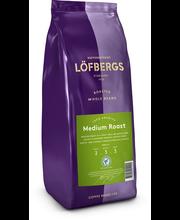Kohvioad Löfbergs keskmine röst 1 kg
