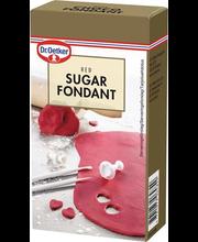 DR.Oetker suhkrumass, punane, 250g