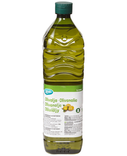 Raf.õlist ja neitsioliivõlist valmistatud oliiviõli 1 L