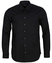 Meeste triiksärk must XL regular