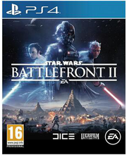 PS4 mäng Star Wars Battlefront II