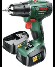 Bosch akutrell PSR 1800 Li-2 x 1,5 Ah