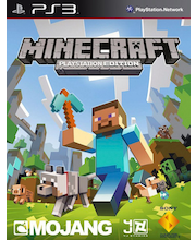 PS3 mäng Minecraft: Playstation 3 Edition