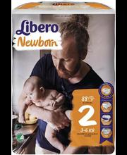 Libero teipmähkmed Newborn 2  3-6 kg