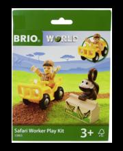 33865 Safari Töölised