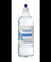 Mayeri destilleeritud vesi 1 l