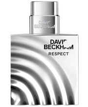 Tualettvesi David Beckham Respect 40 ml