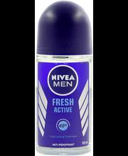 Rulldeodorant meeste Fresh Activ 50 ml