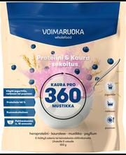 Proteiinisegu mustika-kaera, 300 g