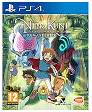 PS4 mäng Ni No Kuni: Wrath of the White Witch