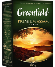 Greenfield Premium Assam must tee 100g