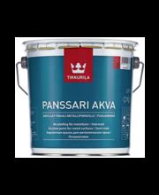 Akrülaat plekk-katusevärv PANSSARI AKVA C 2,7 l