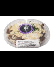 Kihiline rukkileiva-heeringasalat 190 g