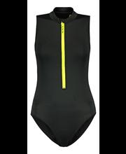 Naiste ujumistrikoo AT21UW100, must S