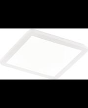 Plafoon Camillus 30x30 cm LED 18W 1650lm 3000K, valge