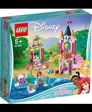 41162 Disney Princess Arieli, Aurora ja Tiana kuninglik pidu