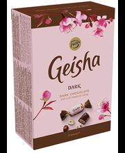 Geisha Dark kommikarp 150g