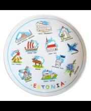 Taldrik Eesti 15 cm