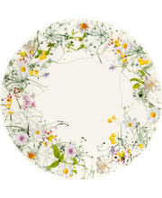 Taldrik Lilled 19 cm posliin