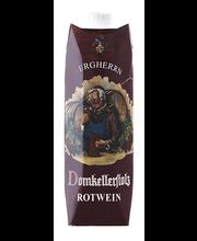Domkellerstolz Rotwein Red vein, 1L