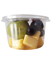 Puuviljasalat  ananassi, kiivi ja viinamarjaga, 300 g