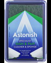 Astonish puhastusvahendiga pottide ja pannide puhastussvamm 2...