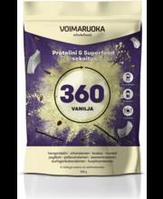 Supertoidusegu vanilli, 360 g