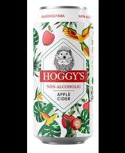 Hoggy´s Apple alkoholivaba siider 500 ml